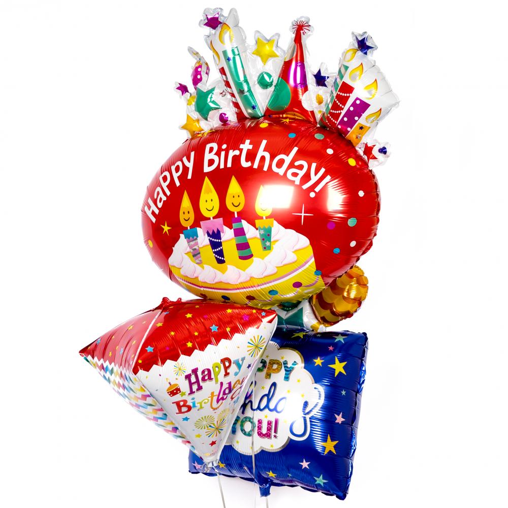 Букет «Подарки на День Рождения»