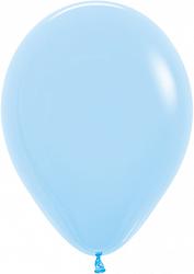 Шар Макарунс, Нежно-голубой пастель.