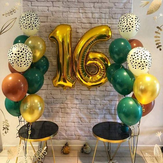 Композиция «Джунгли» на день рождения