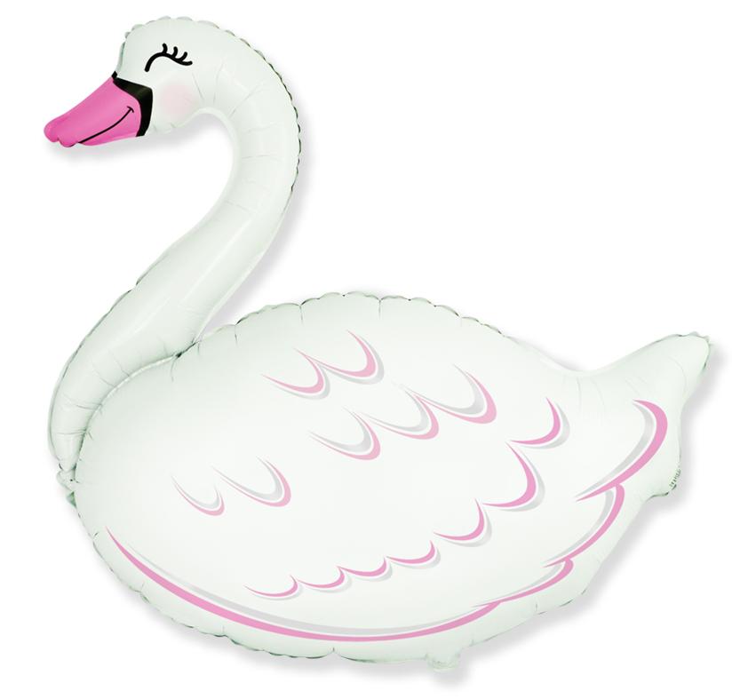 Шар Фигура, Лебедь, Белый