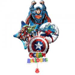 Композиция  Супергерои