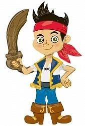 Шар Ходячая Фигура, Джейк пират