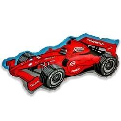 Фольгированный шар Формула 1