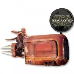 Фольгированная шар-фигура Звёздные Войны-7