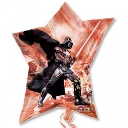 Фольгированная шар фигура Звездные Войны Дарт Вейдер.