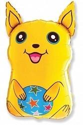Фольгированный шарик Покемон