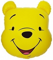 Фольгированный шар фигура Медвежонок