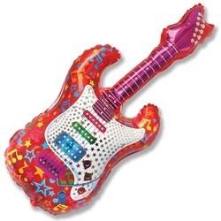 Фольгированный шар Гитара