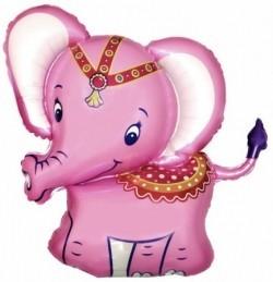 Фольгированный шарик Слоненок