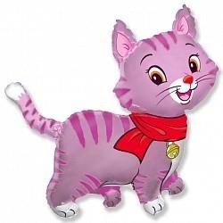 Фольгированный шар Любимый котенок