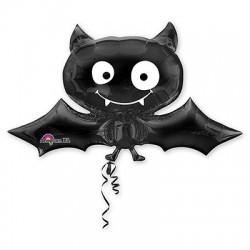 Воздушный шарик «Веселая летучая мышь»