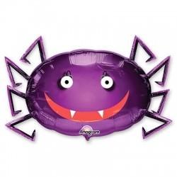Воздушный шарик «Хеллоунский паук»