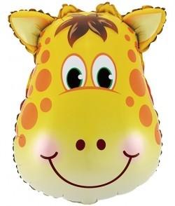 Шар Фигура, Большая голова Жирафа.
