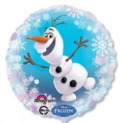 Шар фольгированный  Frozen Олаф