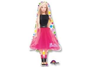 Фольгированная   фигура Барби