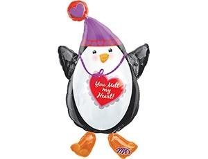 Пингвин с сердцем