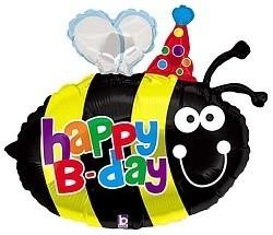 Пчелка с Днем Рождения,