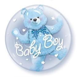 Медвежонок Мальчик внутри шара