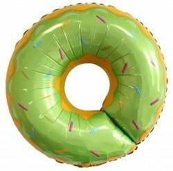 Шар Фигура, Пончик, Зеленый