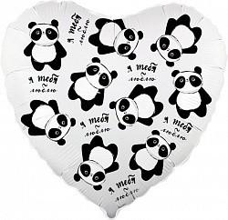 Сердце, Панды в невесомости
