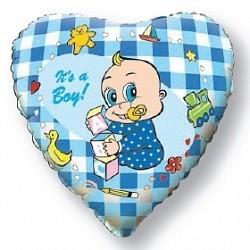 Сердце, Новорожденный мальчик,